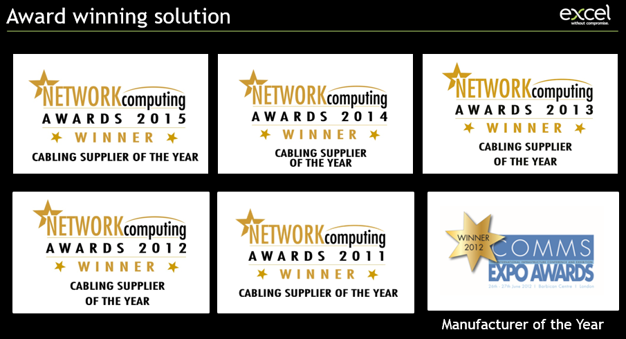 octopus networks excel awards
